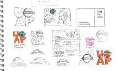 Annual Passholder doodles