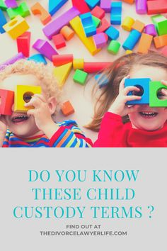 Did you know that legal custody and physical custody are not the same thing? And what is visitation anyways? Don't be caught in the dark when discussing chid custody with your coparent or attorney? Learn the child custody terms that everyone parent must know. #childcustody #divorce #divorceadvice #custodycourt #divorcelawyerlife