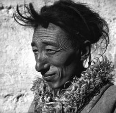 Portraits from Western China by Zhuang Xueben Ethnographic Research, Face M, Old Faces, Lee Jeffries, 1930s, Galleries, Photography, Portraits, China
