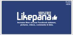 Consigue mas Likes en Facebook