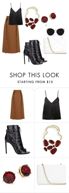 """""""Overload Chicness"""" by timmology on Polyvore featuring Marco de Vincenzo, Protagonist, Yves Saint Laurent, Lauren Ralph Lauren, Anya Hindmarch and Una-Home"""