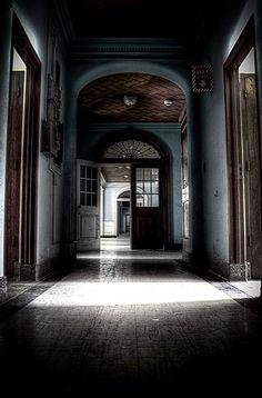 Fairfield Hills State Hospital | Spooky Places.  Uhhhhh.    ....