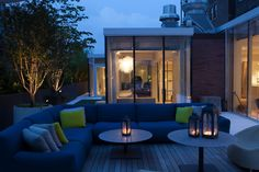 alec gunn landscape architects / tribeca roof terrace, nyc