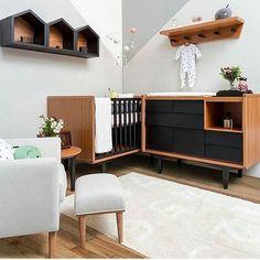 "777 curtidas, 18 comentários - FabiSaad (@home_it) no Instagram: ""ModernBaby @decorbabyandkids #amazing #interior #decor #design #homeit #baby #babydecor #infantil…"""