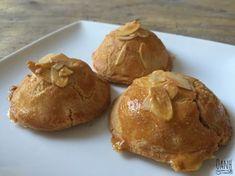 De derde en de laatste challenge zijn…… Gevulde koeken!! :D…
