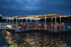Profitez de la guinguette flottante du quai de Tounis tout l'été à Toulouse