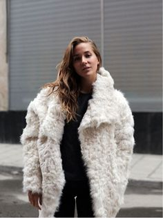this coat is everything.