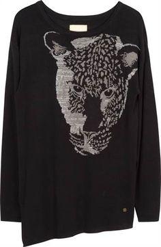 TRICÔ PRETO - Feminina - Blusas/Camisetas - Pool | Riachuelo - Patrocinadora Oficial da Moda