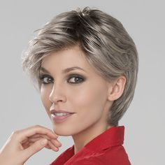 Short Choppy Hair, Short Grey Hair, Short Hair With Layers, Short Hair Cuts For Women, Soft Layers, Haircut For Thick Hair, Cute Hairstyles For Short Hair, Bob Hairstyles, Lace Front Wigs
