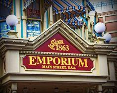 Magic Kingdom - Emporium