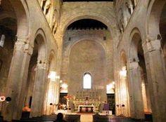 Bisceglie - The Catedral inside