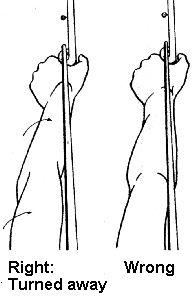 Tempus' Ten Step Archery Class: Step 4: Bow Arm