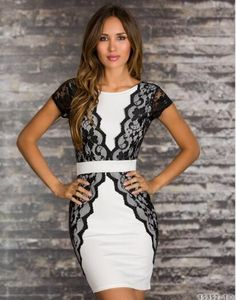 New Arrival Summer Sexy Lace Crochet Blue Elegant Dresses Formal Party Bodycon Mini Dress Fashion Women's Clothing