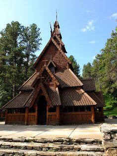 Chapel in the Hills, Rapid City South Dakota,  July,2013