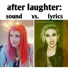 Wish the sound was also more on the darker side Emo Bands, Music Bands, Rock Bands, Sound Of Music, Music Is Life, Paramore Hayley Williams, Hayley Paramore, Jeremy Davis, Taylor York
