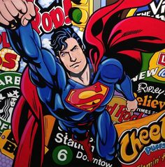 Classic And Modern Pop Art Painting Examples (17)