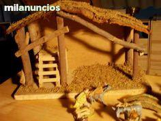 MIL ANUNCIOS.COM - Pesebre para nacimiento casita Belen