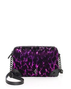Sunset Sparkle Crossbody Bag - Crossbodies - Juicy Couture