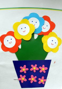 Spring creativity for kids