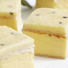 Passionfruit Icing