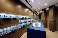 Calvin Klein Watch store jewelry Ivan Cipriani Associati Taipei