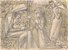 Jan Toorop Aanbidding van het Christuskind Kunsthandel Studio2000: Collectie