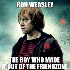 Memes are everywhere and Harry Potter is inescapable. So, obviously, Ron Weasley has spawned infinite hilarious memes and these are some of the best! Ron Weasley, Must Be A Weasley, Harry Potter Love, Harry Potter Memes, Potter Facts, Hogwarts, Donald Trump, Justin Bieber Jokes, Indian Funny
