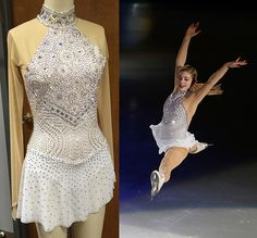 Gracie Gold 2016 Exhibition dress-- Brad Griffies