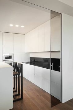 Pin by venelute on sliding doors kitchen glass doors, glass pocket doors, g Kitchen Glass Doors, Sliding Doors Interior, Glass Kitchen, Trendy Door, Doors Interior, Kitchen Sliding Doors, Door Design Modern, Wood Doors Interior, Glass Doors Interior