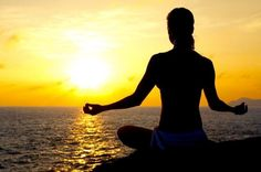 meditation is part of both physical and spiritual wellness