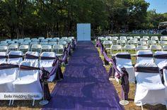 Lost Oak Winery, Burleson TX.  Wedding Ceremony & Reception by Bella Weddings.  www.lostoakwinery.com