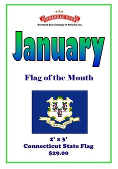Flag of the month