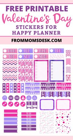 5ce9e223d40 176 Best Valentines Planner Stickers images in 2019