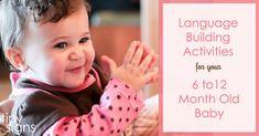 Language Building Activities - ADAM & Mila