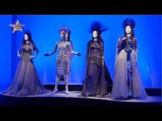 JEAN PAUL GAULTIER | Exhibition Grand Palais Paris | Fashion One - YouTube