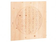 Flower Of Life, Writing Desk, Wall Murals, Home Decor Accessories, Flowers