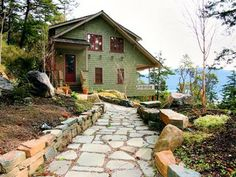 VRBO.com #407700 - Premier Home with Lovely Water Views on Orcas Island.