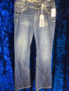 1e93af1c Womens Wildflower Luscious Curvy SZ 13 Bootcut Jeans - Brand New with Tags!  #fashion
