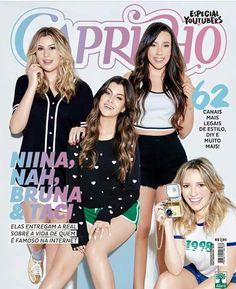 39de227655099 Birô na Revista Manequim de Janeiro 2016   Clipping