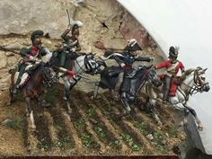 The death of Ponsonby at Waterloo