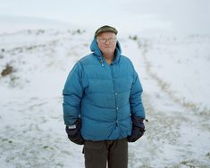 Lyndsay at Ryvoan - Black Dots - Nicholas JR White R White, Black Dots, Fine Art Photography, Jr, The Past, Winter Jackets, Contemporary, Winter Coats, Winter Vest Outfits