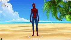 spider man in the Sims 4 mod ep-1