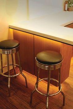 WAC LED tape lighting l Denney Lighting Design Easy Home Decor, New Kitchen, Farmhouse Kitchen Cabinets, Kitchen Cabinets, Decor, Led Tape Lighting, Modern Kitchen Cabinets, New Kitchen Cabinets, Kitchen Cabinets Makeover