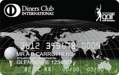 Diners Club Golf Card New Zealand