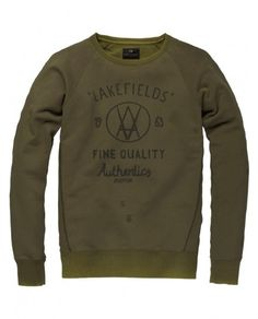 Scotch and Soda CREW NECK SWEATER WITH SCRAPING EDGES