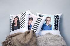 Pää tyynyyn, kun pimeä ramaisee. :)  #tyyny #sisustus #somistus #vinkki #kuvatuote #photoproduct #valokuva #muotokuva #lapsikuva #päiväkotikuva #koulukuva #rakkaat #kuvaverkko #sisustus #somistus #decoration #interiordesign #darlings Throw Pillows, Bed, Home, Toss Pillows, Cushions, Stream Bed, Ad Home, Decorative Pillows, Homes