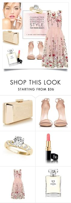 """""""My BEAUTY"""" by gon4arovaalena ❤ liked on Polyvore featuring Topshop, Stuart Weitzman and Chanel"""