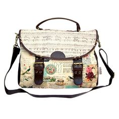 Disaster Designs Songbird Satchel from Clothes Lounge