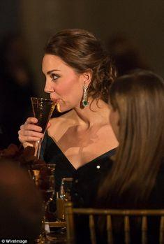 12/9/2014: St. Andrews University fundraising gala (Manhattan, New York City, New York, U.S.A.)