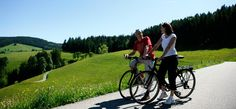 Southern Black Forest Cycle Route
